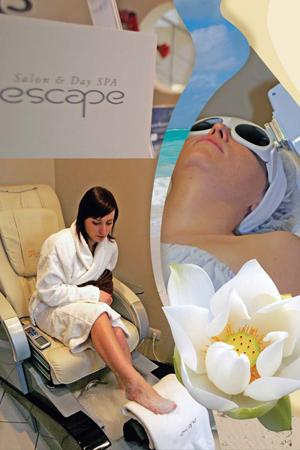 Salon & Day Spa escape - katalog salonów urody